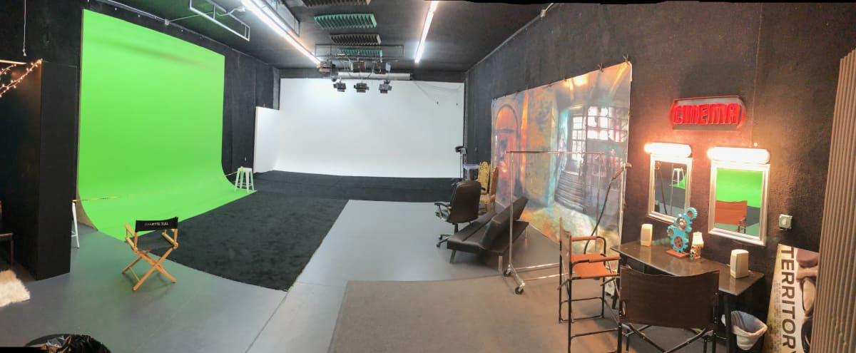 Las Vegas Green Screen Studio &  Video Production in Las Vegas Hero Image in undefined, Las Vegas, NV