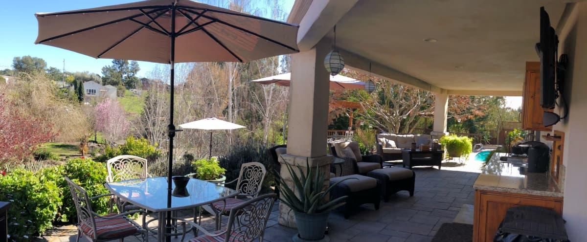 Rustic Estate outside patios, decks and gardens in Hayward Hero Image in undefined, Hayward, CA