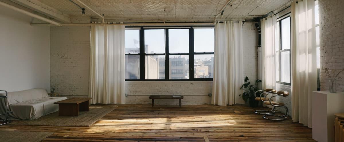 Natural Daylight Loft Content and Photo Studio in Bushwick Brooklyn in Brooklyn Hero Image in East Williamsburg, Brooklyn, NY