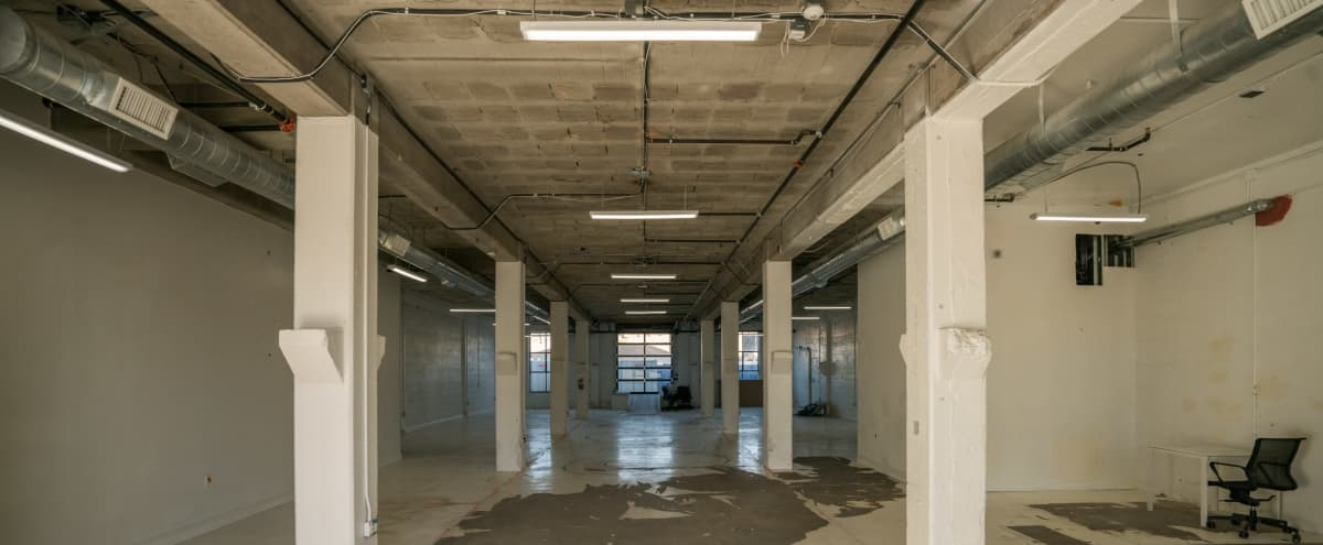 Natural Light, Spacious, Raw Warehouse Space for Film or Photography (Suite 100) in Los Angeles Hero Image in Central LA, Los Angeles, CA