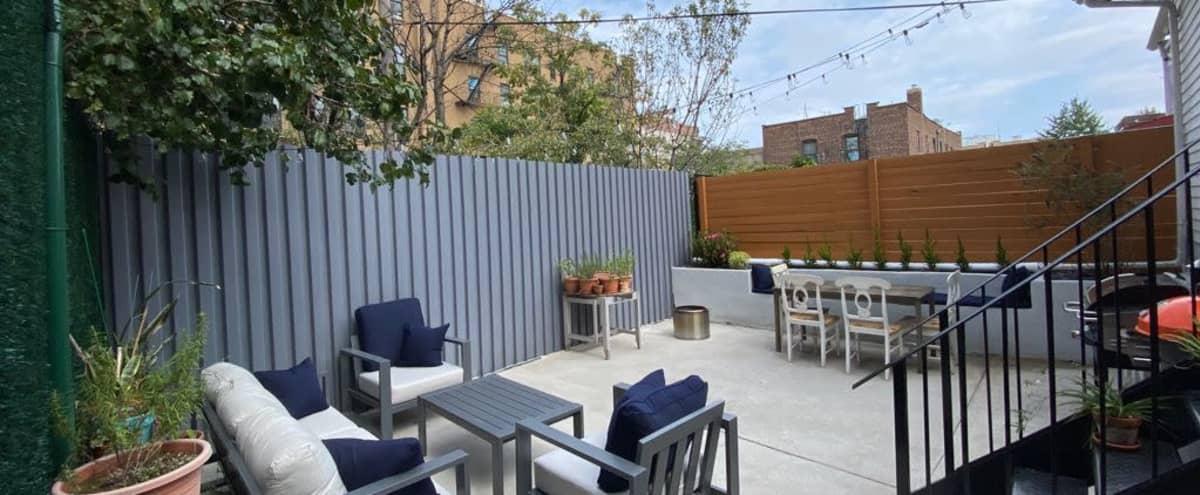 Urban Bronx Backyard Bliss in Bronx Hero Image in Hunts Point, Bronx, NY