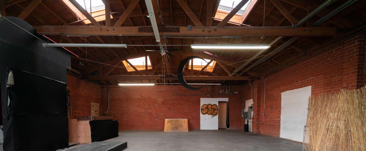 Moon Room - Rustic/Industrial Space with Sky Window - Warm Natural Light in Los Angeles Hero Image in Boyle Heights, Los Angeles, CA