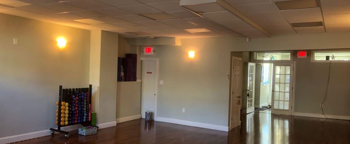 A unique neighborhood yoga studio located in the heart of South Boston. in Boston Hero Image in Telegraph Hill, Boston, MA