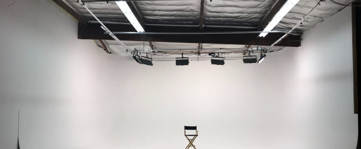Production Studio with 32' - 3 Wall Cyc in Burbank Hero Image in undefined, Burbank, CA