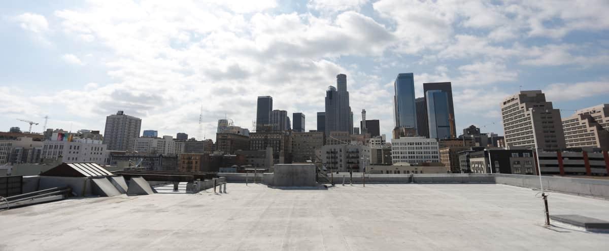 Huge DTLA Rooftop with Skyline Views in Los Angeles Hero Image in Downtown, Los Angeles, CA