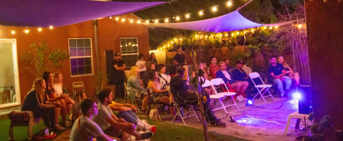 Mid Wilshire Studio/Theatre Venue and Gardens in Los Angeles Hero Image in Central LA, Los Angeles, CA
