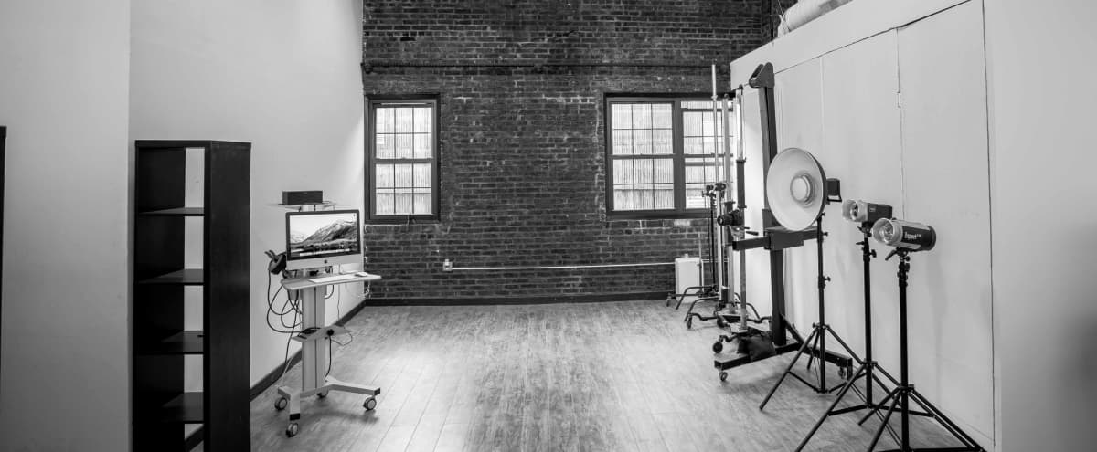 Affordable, High End, Studio Space in brooklyn Hero Image in Greenpoint, brooklyn, NY