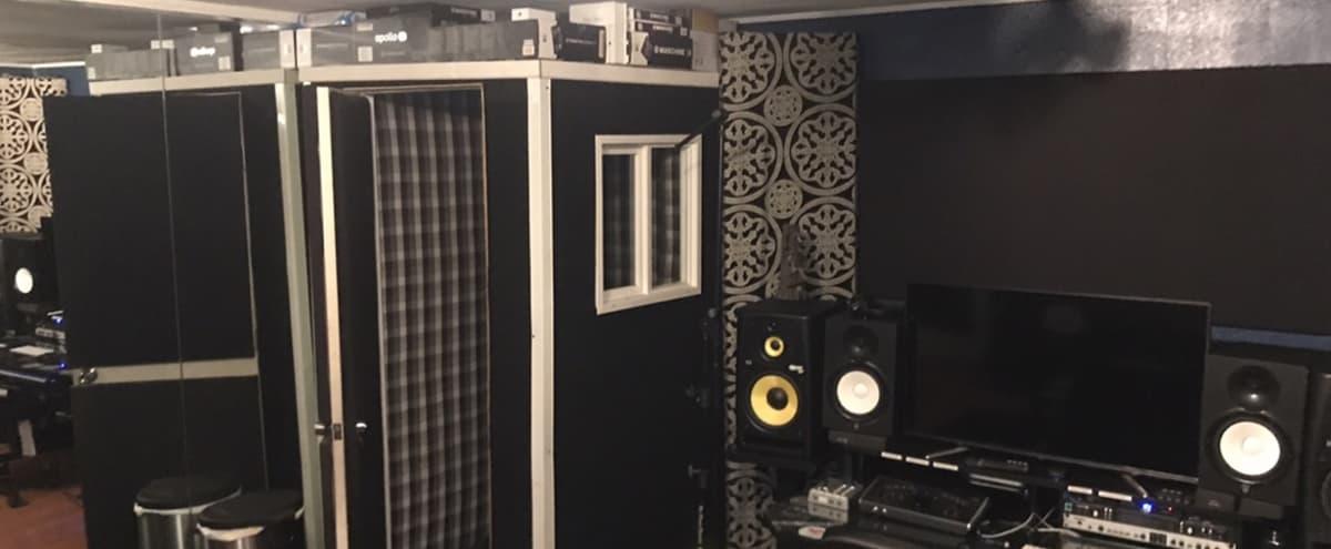 Los Angeles Recording Studio in Los Angeles Hero Image in Central LA, Los Angeles, CA