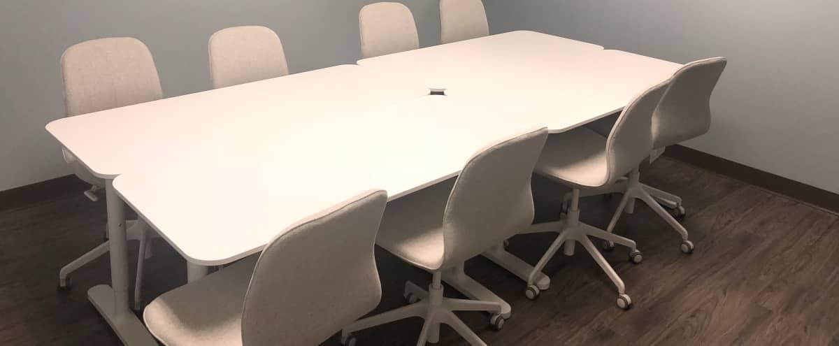 Creative Classroom Meeting & Event Space in Bellevue Hero Image in Wilburton, Bellevue, WA
