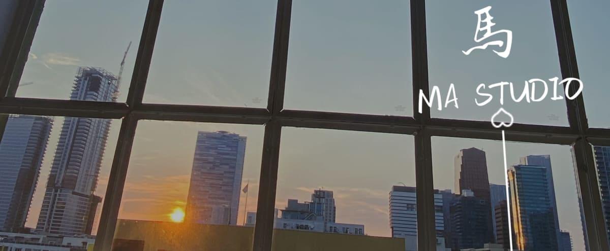 DTLA ARTIST LOFT with SKYLINE VIEW in LOS ANGELES Hero Image in Central LA, LOS ANGELES, CA