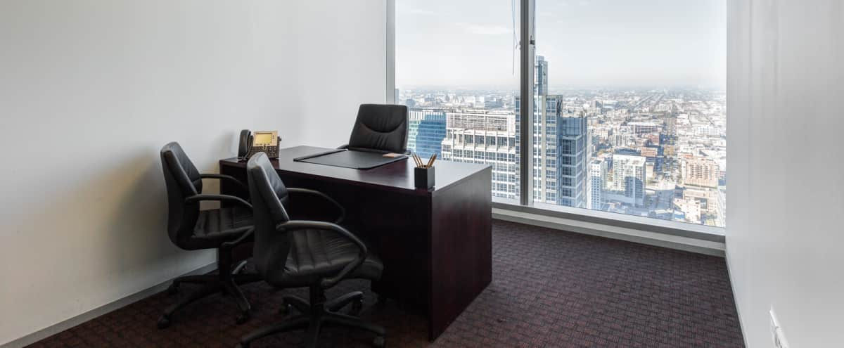 Exclusive Premium Private Suite with Spectacular Chicago Skyline Views in Chicago Hero Image in The Loop, Chicago, IL