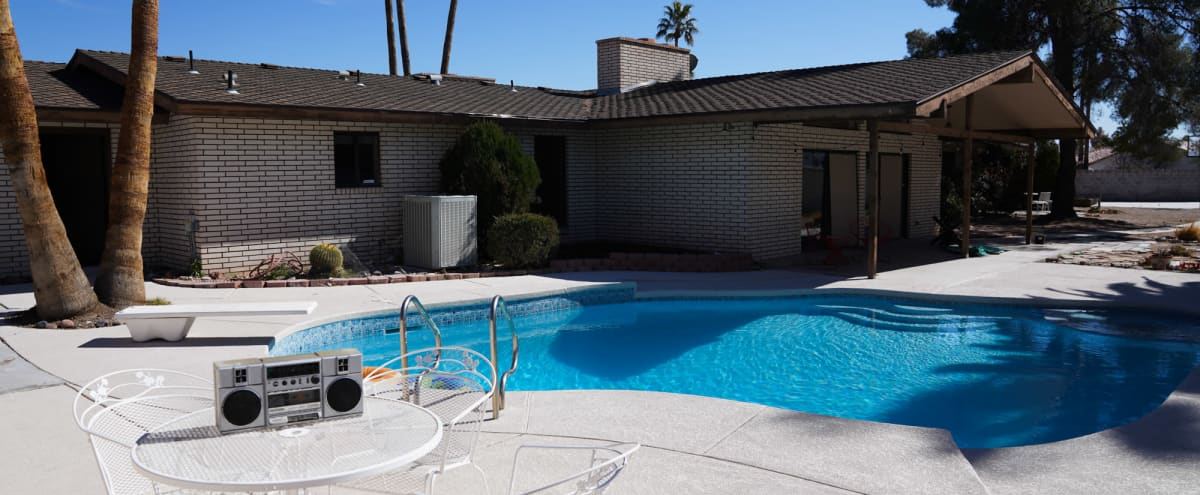 Retro Estate With Photo Studio! Colorful , Fun And Lots Of Variety! in Las Vegas Hero Image in undefined, Las Vegas, NV