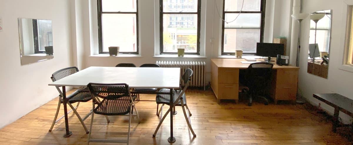 Midtown Studio Versatile Meeting Space in New York Hero Image in Chelsea, New York, NY