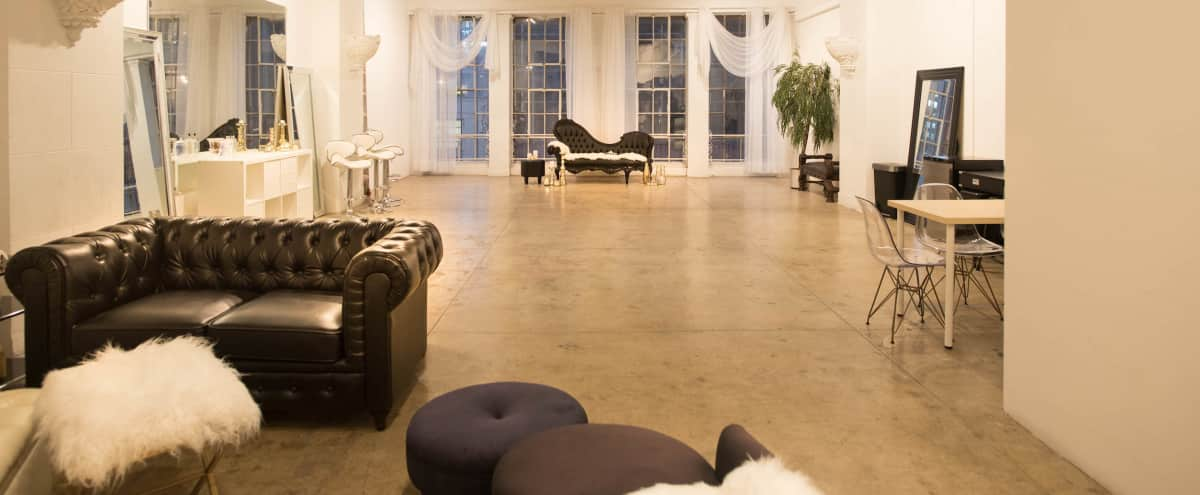 Downtown High End Loft with High Ceilings in Los Angeles Hero Image in Central LA, Los Angeles, CA