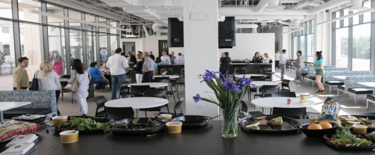 Collaborative Event & Meeting Space With Full Kitchen in Dallas Hero Image in Turtle Creek, Dallas, TX
