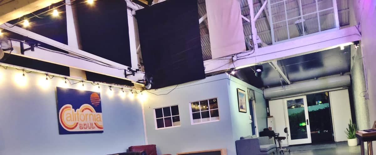 Venice Beach Creative Warehouse for Film/Photo/Music/Events/Showcases in Marina Del Rey Hero Image in undefined, Marina Del Rey, CA