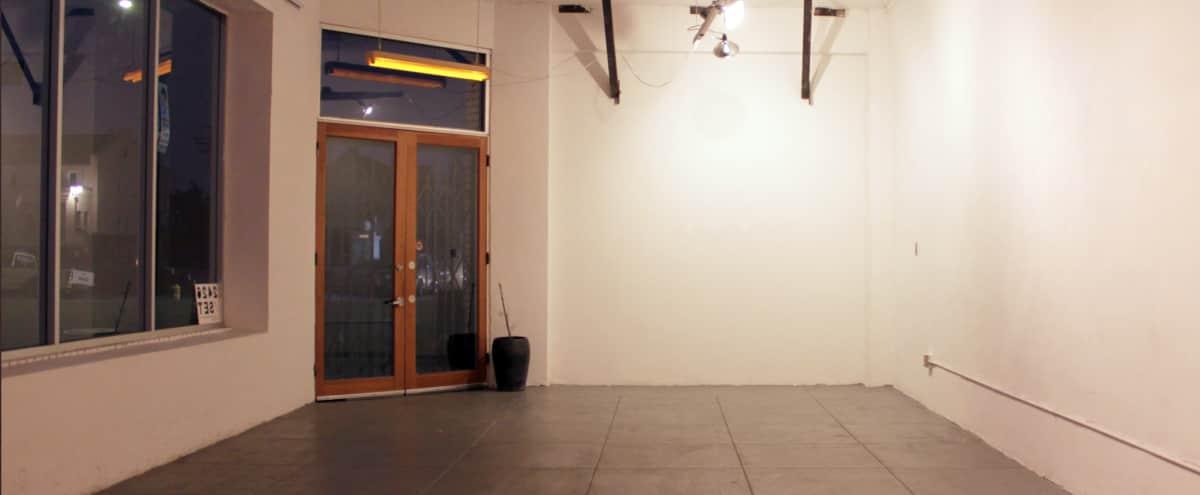Storefront Gallery in Los Angeles Hero Image in Mid-City, Los Angeles, CA