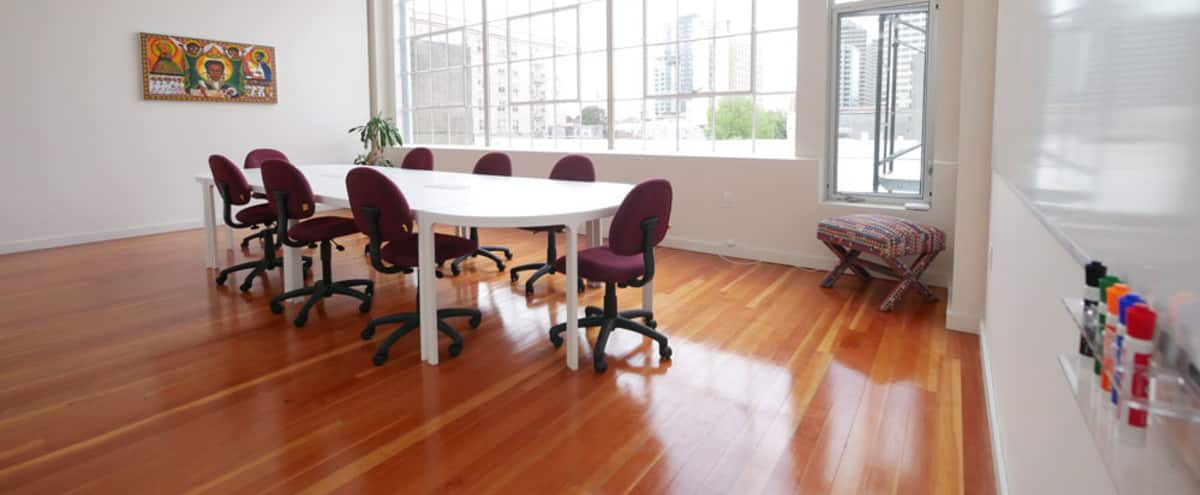 Osumare Suite: Luxurious Meeting Loft in Downtown Oakland in Oakland Hero Image in Downtown Oakland, Oakland, CA