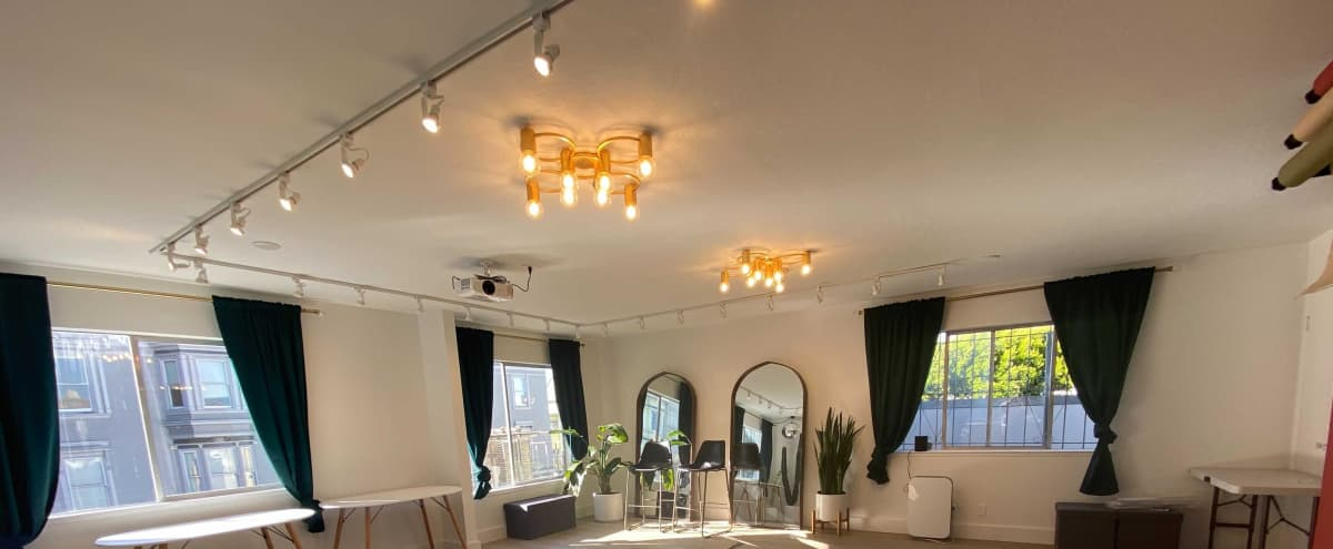 Creative Flex Space With Gorgeous Natural Light in Cow HollowW in San Francisco Hero Image in Cow Hollow, San Francisco, CA