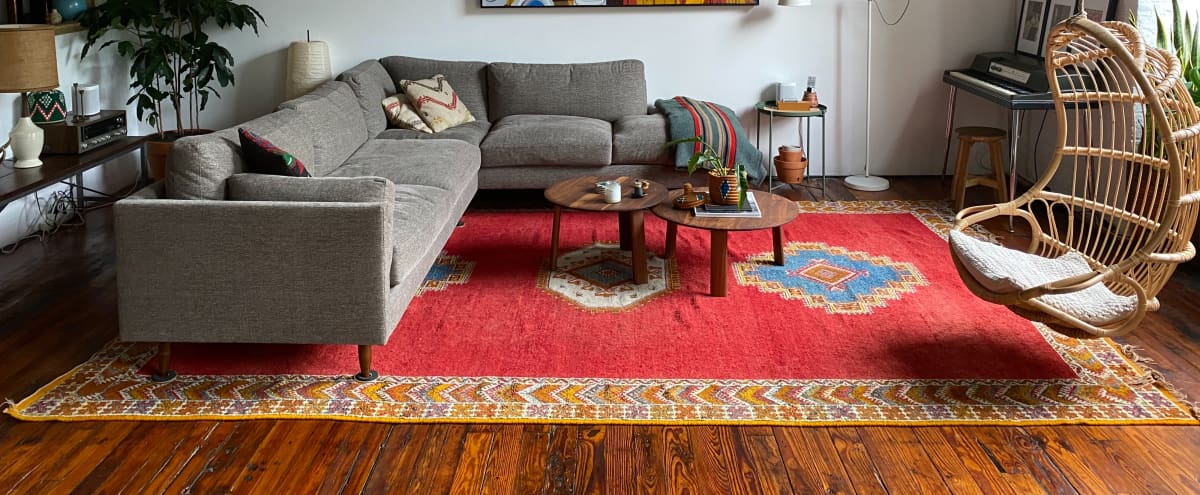 Industrial converted loft in Greenpoint in Brooklyn Hero Image in Greenpoint, Brooklyn, NY