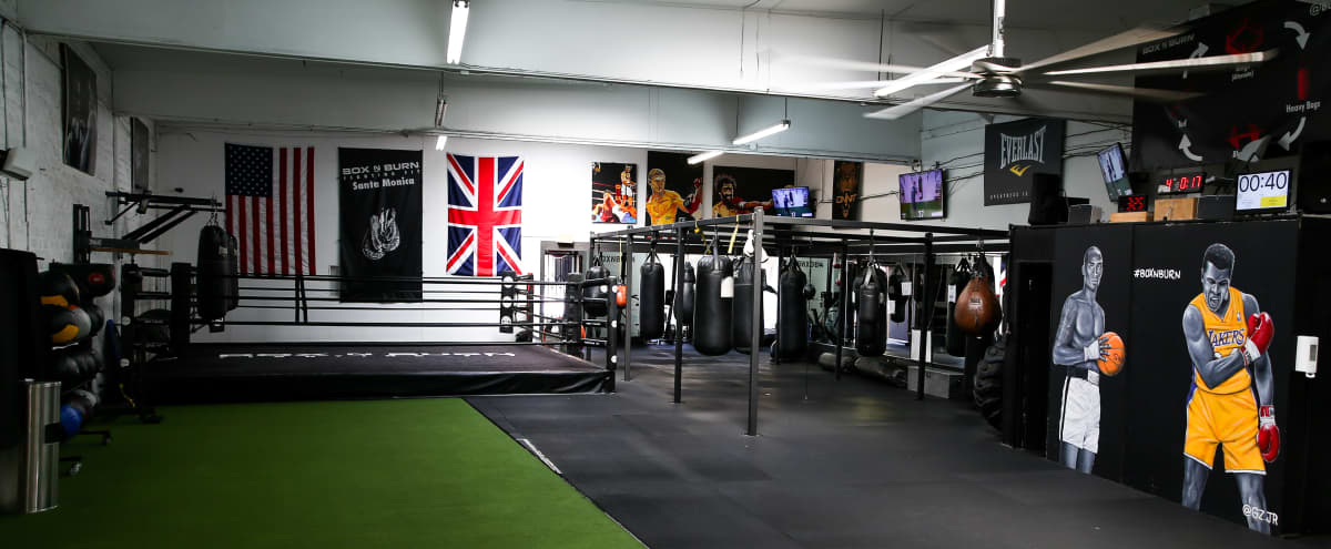 Large Santa Monica Authentic Boxing gym with Parking in santa Monica Hero Image in undefined, santa Monica, CA