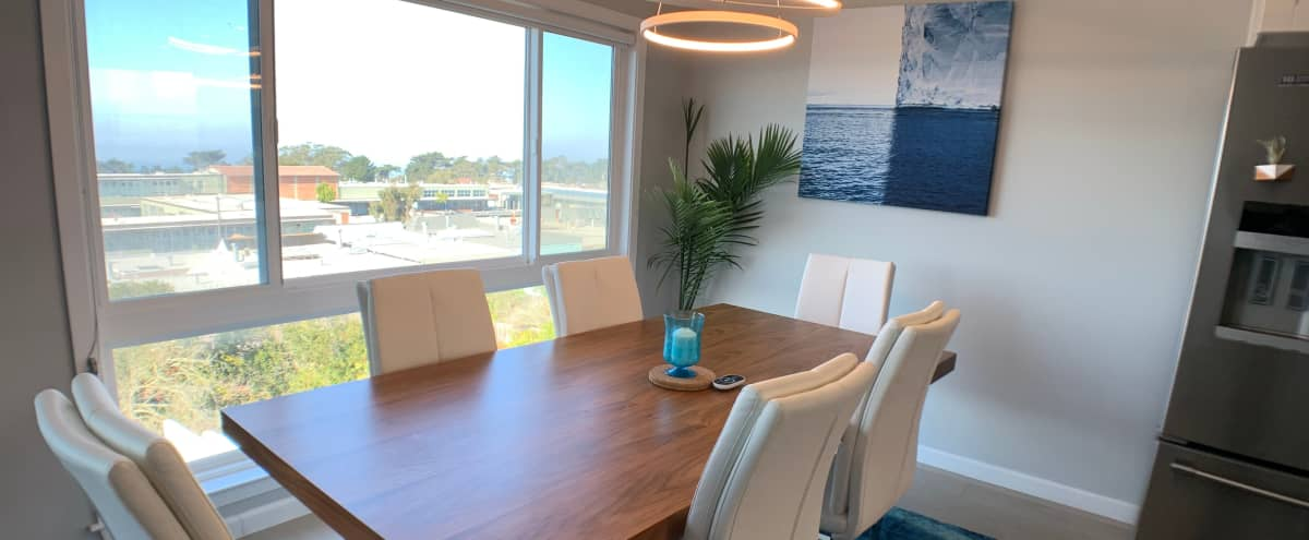 Modern Quiet Workspace with Lots of Natural Light and Stunning Ocean Views in SAN FRANCISCO Hero Image in Outer Sunset, SAN FRANCISCO, CA