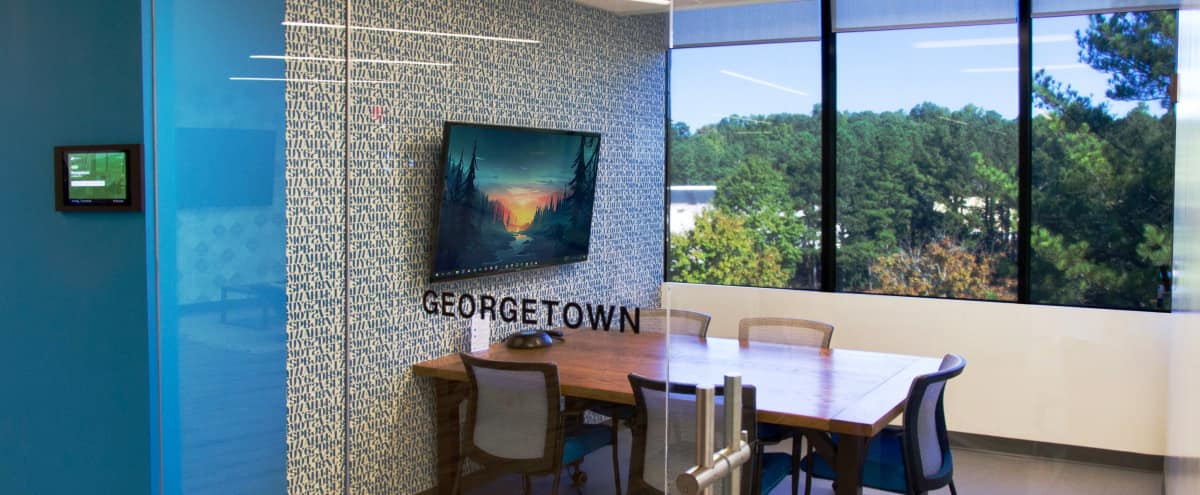 Modern Coworking & Meeting Space Located in Dunwoody in Atlanta Hero Image in undefined, Atlanta, GA