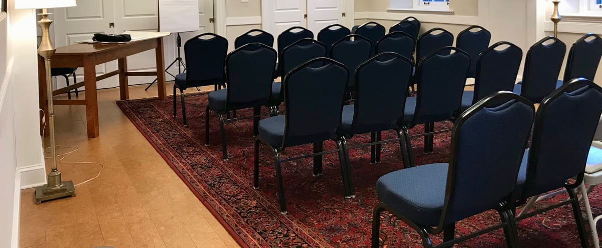 Flexible Meeting and Event Space in WASHINGTON Hero Image in Kalorama Heights, WASHINGTON, DC