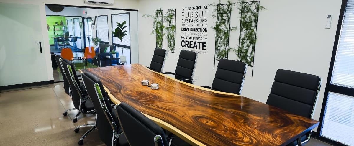 Modern Office Space to Accommodate 15 People in Phoenix Hero Image in South Mountain Village, Phoenix, AZ