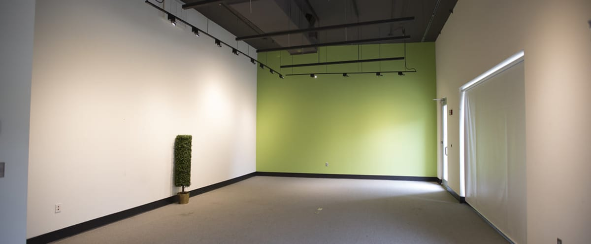 20,000 sq. ft Downtown Film Studio with Gated Courtyard in Atlanta Hero Image in Downtown, Atlanta, GA