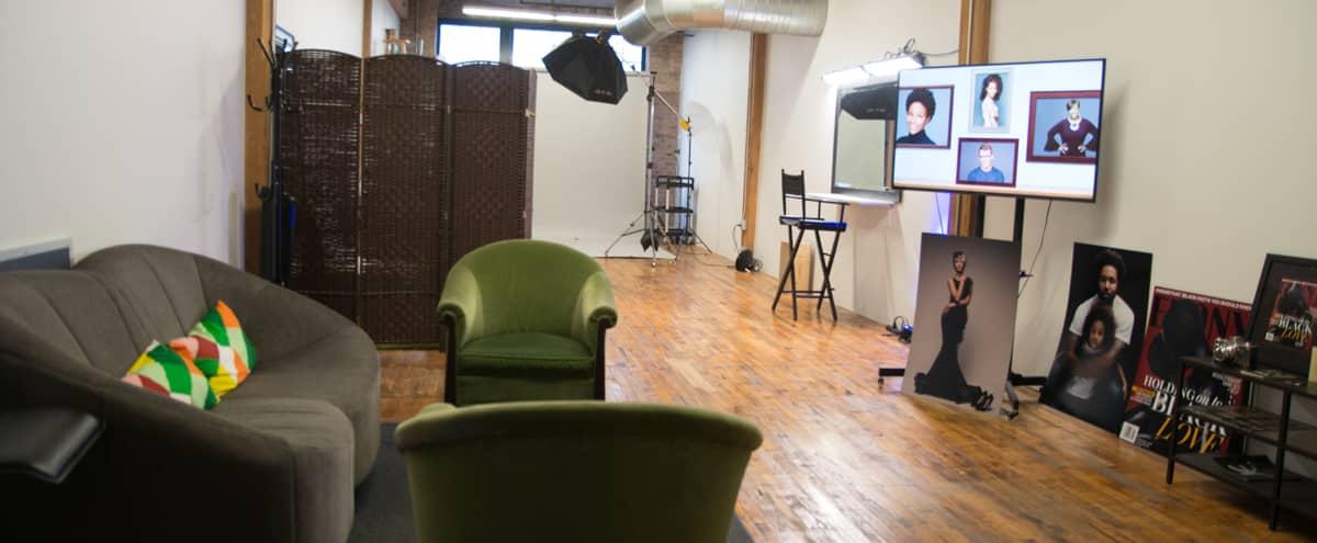Intimate Studio in Historic Bridgeport Art Center in Chicago Hero Image in Bridgeport, Chicago, IL