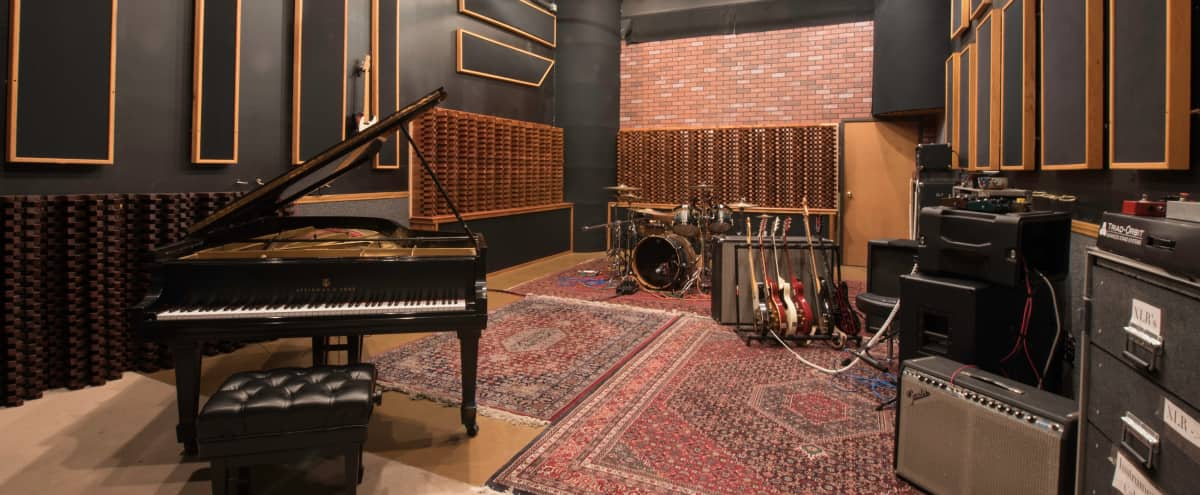 Newport Beach Recording and Production Studio in Costa Mesa Hero Image in Westside Costa Mesa, Costa Mesa, CA