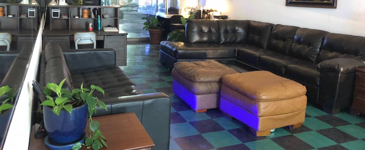 Cozy event space on Market St with lounge seating and dance floor in Inglewood Hero Image in undefined, Inglewood, CA