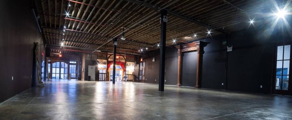 East Williamsburg Open Loft Space w an Amazing Yard in New York Hero Image in East Williamsburg, New York, NY