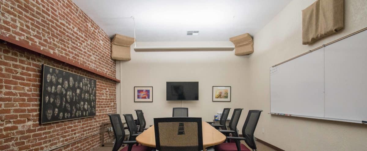 Merritt Meeting Room: Versatile Multimedia Meeting Room in Oakland Hero Image in Downtown Oakland, Oakland, CA