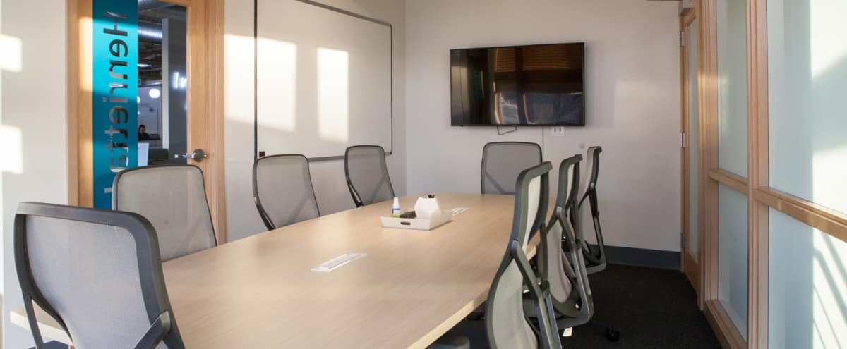 Bright Meeting Space Overlooking Lake Union in Seattle Hero Image in Wallingford, Seattle, WA