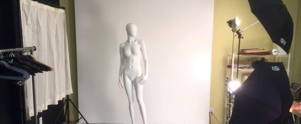 Mini Photo Studio with Mannequins in oakland Hero Image in Fruitvale, oakland, CA