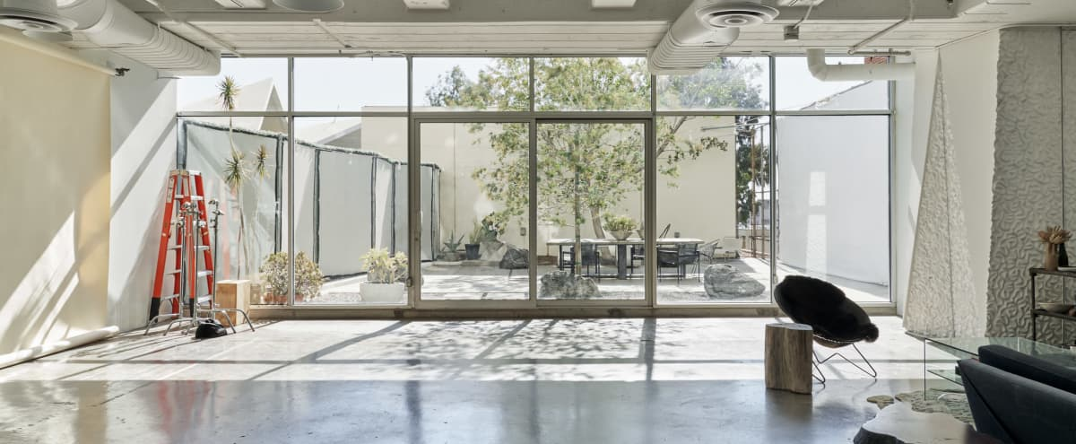 The American Cement Building Studio with Outdoor Space in Los Angeles Hero Image in Westlake, Los Angeles, CA