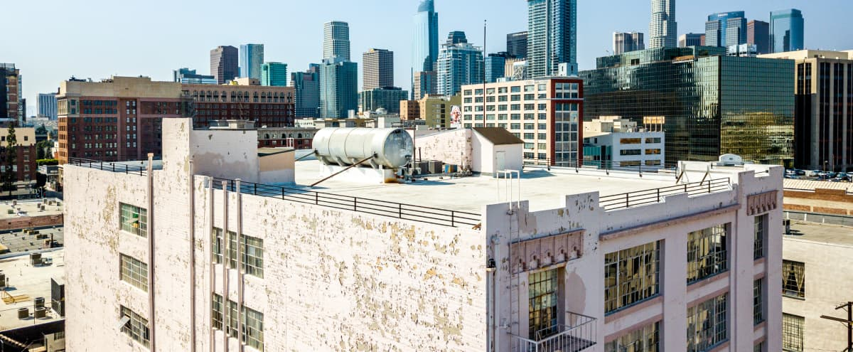 Roof Top In the Heart of DTLA in los angeles Hero Image in Downtown Los Angeles, los angeles, CA