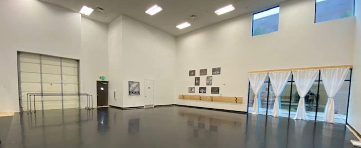 Ballet studio, photography space, studio rentals located in East Mesa off of the 60 freeway in Mesa Hero Image in undefined, Mesa, AZ