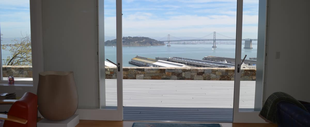 North beach: Custom-designed with spectacular views in San Francisco Hero Image in North Beach, San Francisco, CA
