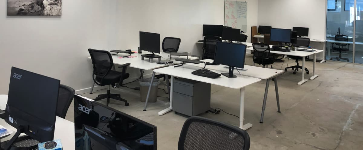 Full Floor Office Suite for Meetings, Media Projects, and More in Santa Monica Hero Image in Ocean Park, Santa Monica, CA