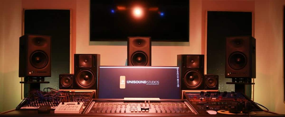 Private Audio/Music Production Studio - Film/TV in ANAHEIM Hero Image in Southwest Anaheim, ANAHEIM, CA