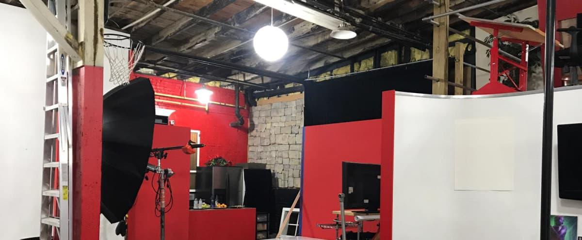 Photo/Video Studio   Studio B in Atlanta Hero Image in Pittsburgh, Atlanta, GA
