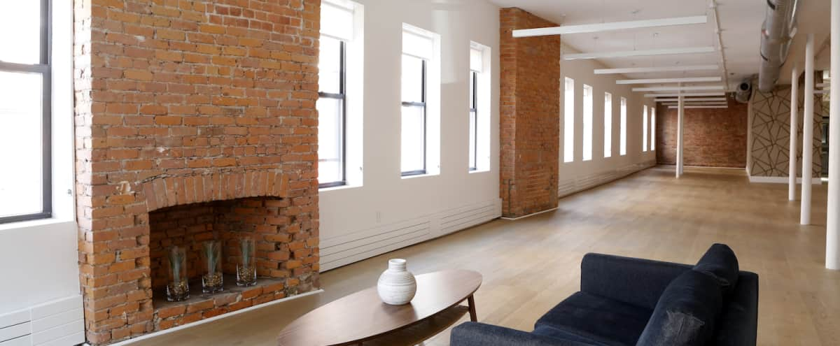 Canvas Meeting Space with Exposed Brick in Nolita in New York Hero Image in Lower Manhattan, New York, NY