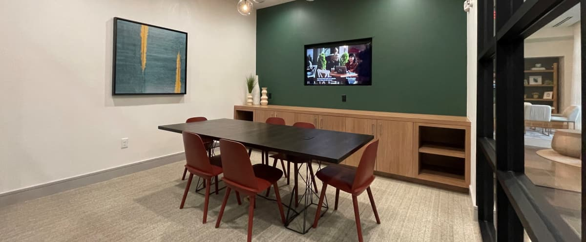 Private Conference Room in The Heights in Houston Hero Image in Greater Heights, Houston, TX