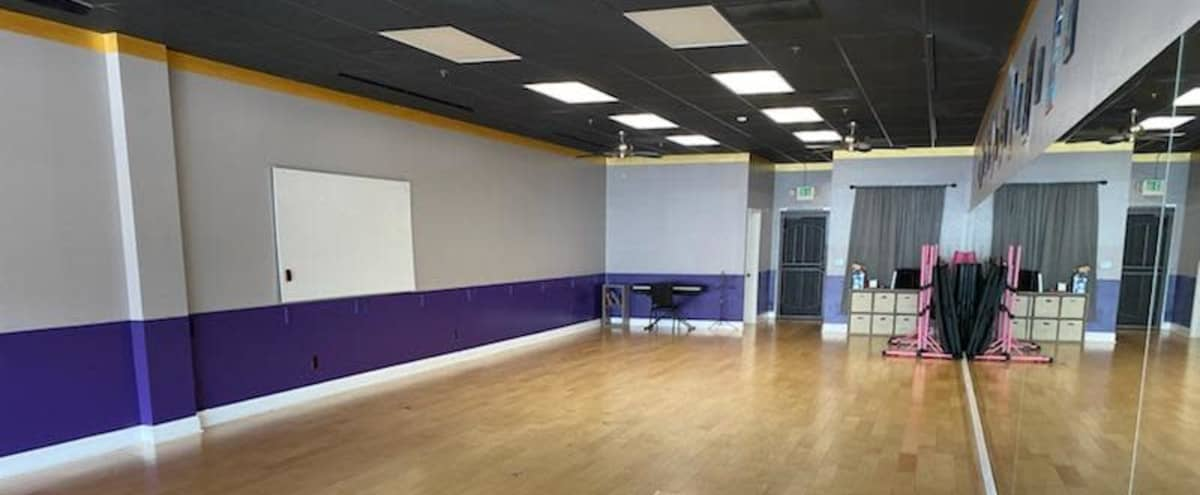 Urban Studio for Dance, Yoga, Rehearsals, Fitness, Photoshoots, and More in Pomona Hero Image in undefined, Pomona, CA