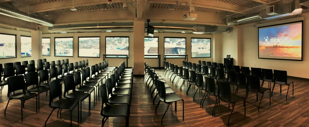 BUYOUT: Meetings Venue with Beautiful Lakefront Views in Seattle Hero Image in Westlake, Seattle, WA
