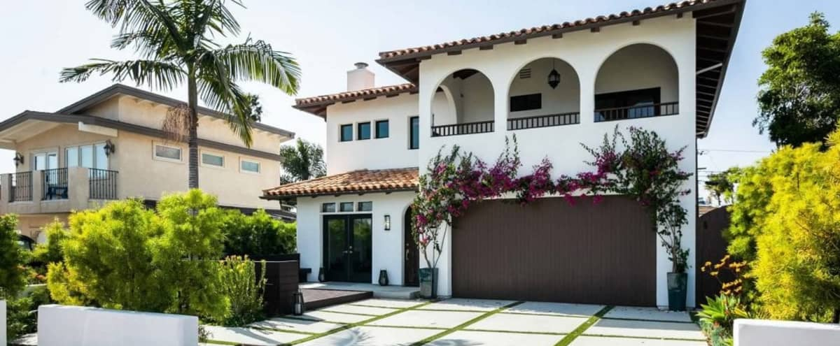 Bright styled contemporary/Spanish/Moroccan/eclectic single family home for photo shoots & sets in San Clemente in SAN CLEMENTE Hero Image in undefined, SAN CLEMENTE, CA