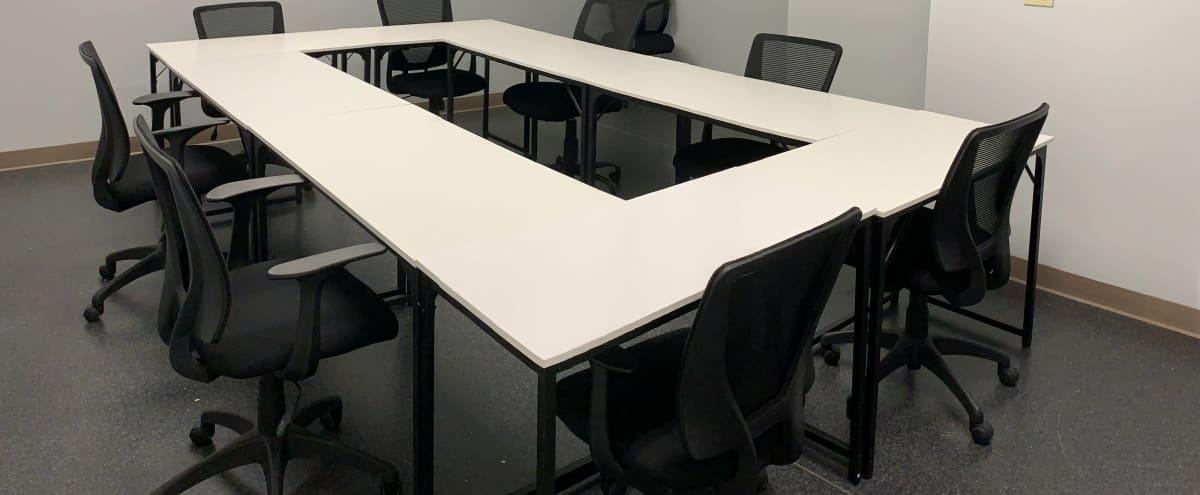 Bellevue Classroom Conference Room in Bellevue Hero Image in Wilburton, Bellevue, WA
